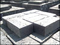 how to make cement bricks in south africa